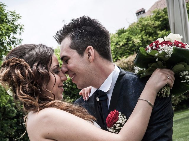 Il matrimonio di Michael e Marika a Brescia, Brescia 88