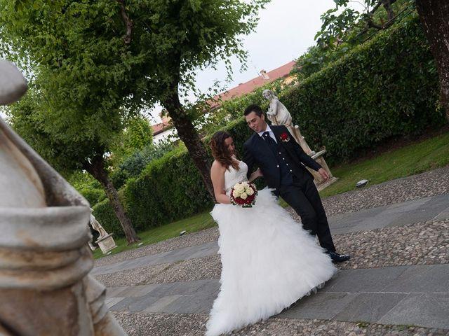 Il matrimonio di Michael e Marika a Brescia, Brescia 99