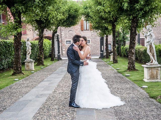 Il matrimonio di Michael e Marika a Brescia, Brescia 102