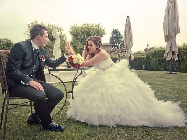 Il matrimonio di Michael e Marika a Brescia, Brescia 109