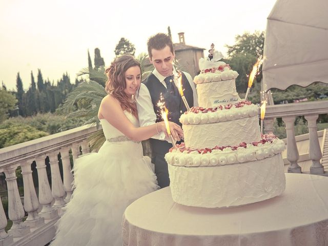 Il matrimonio di Michael e Marika a Brescia, Brescia 124