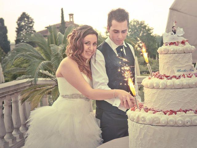 Il matrimonio di Michael e Marika a Brescia, Brescia 125