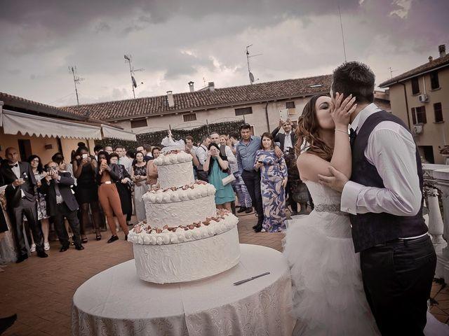 Il matrimonio di Michael e Marika a Brescia, Brescia 126