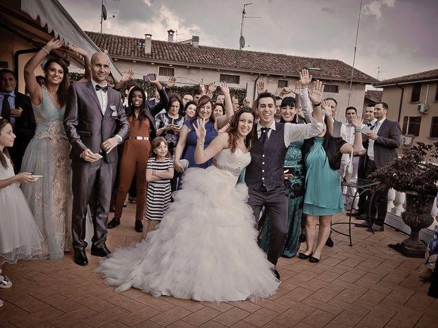 Il matrimonio di Michael e Marika a Brescia, Brescia 127