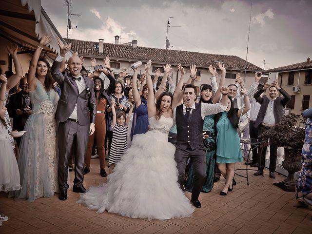 Il matrimonio di Michael e Marika a Brescia, Brescia 128