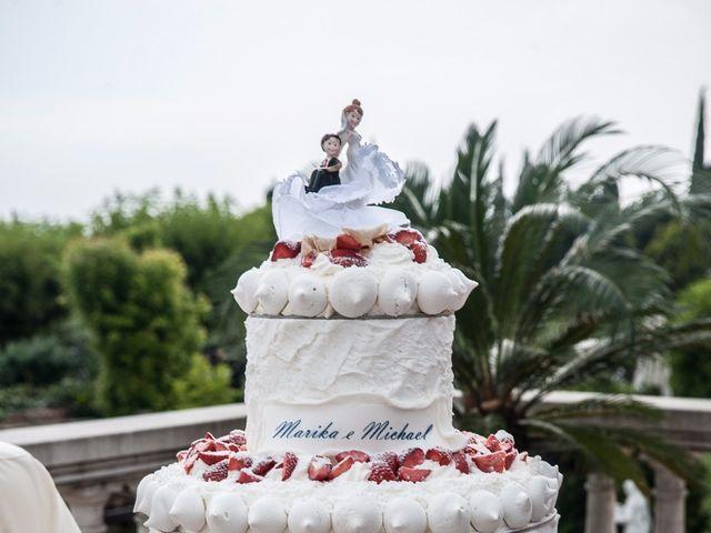 Il matrimonio di Michael e Marika a Brescia, Brescia 129