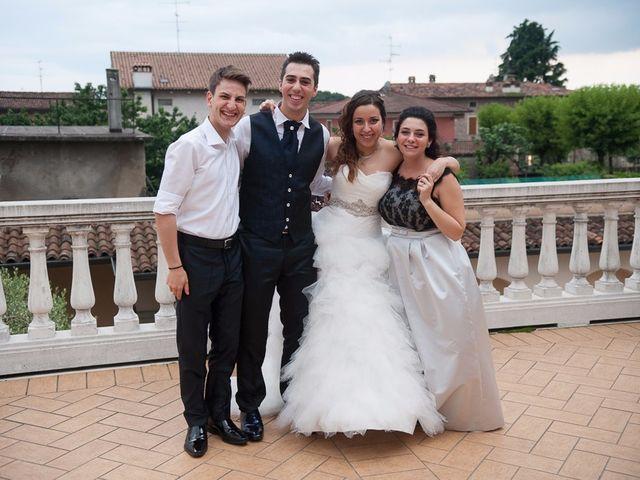 Il matrimonio di Michael e Marika a Brescia, Brescia 134