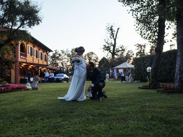 Il matrimonio di Simone e Gloria a Solaro, Milano 12