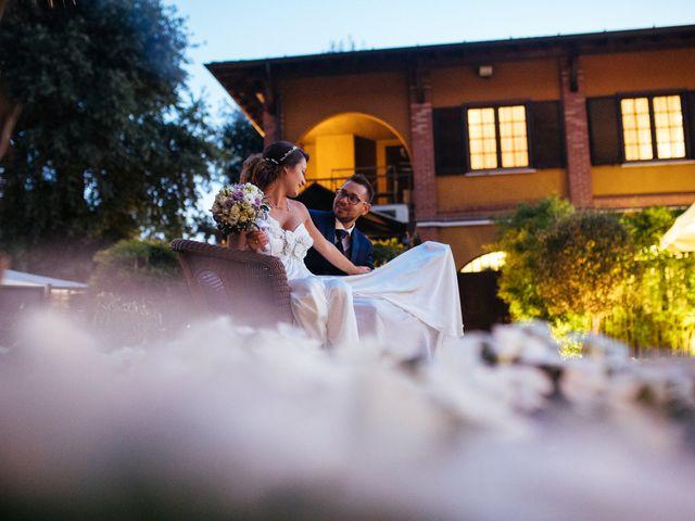 Il matrimonio di Simone e Gloria a Solaro, Milano 17