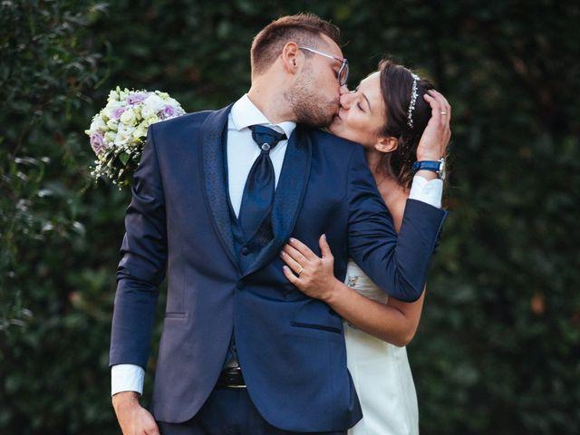 Il matrimonio di Simone e Gloria a Solaro, Milano 19