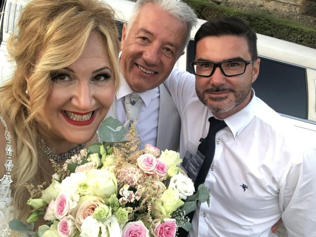 Il matrimonio di Pietro  e Laura  a Carpaneto Piacentino, Piacenza 8