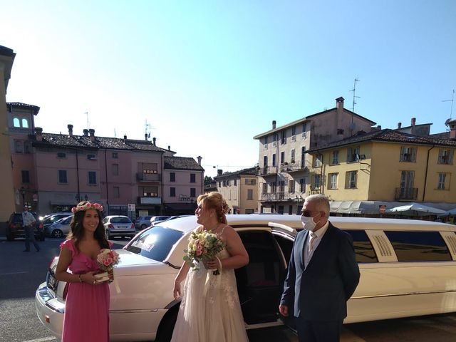 Il matrimonio di Pietro  e Laura  a Carpaneto Piacentino, Piacenza 36