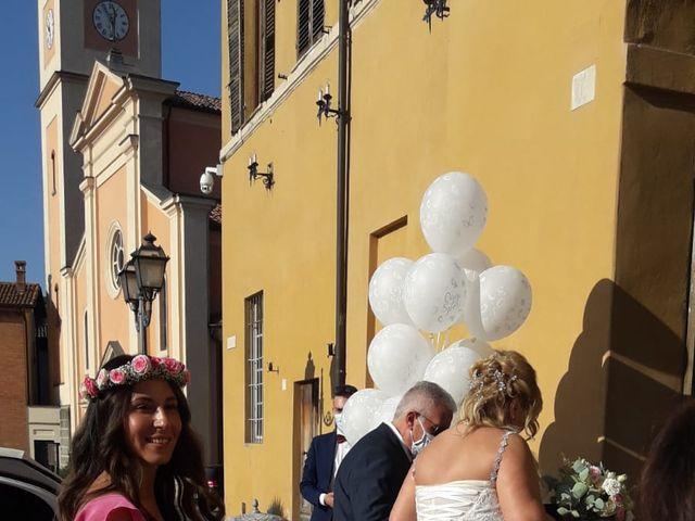 Il matrimonio di Pietro  e Laura  a Carpaneto Piacentino, Piacenza 54