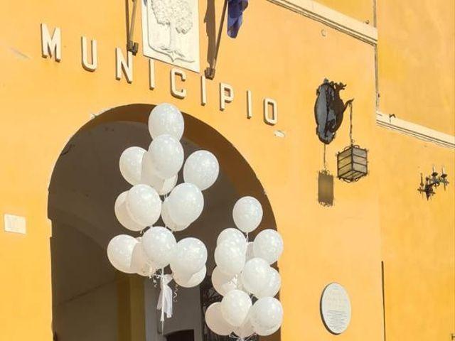Il matrimonio di Pietro  e Laura  a Carpaneto Piacentino, Piacenza 68