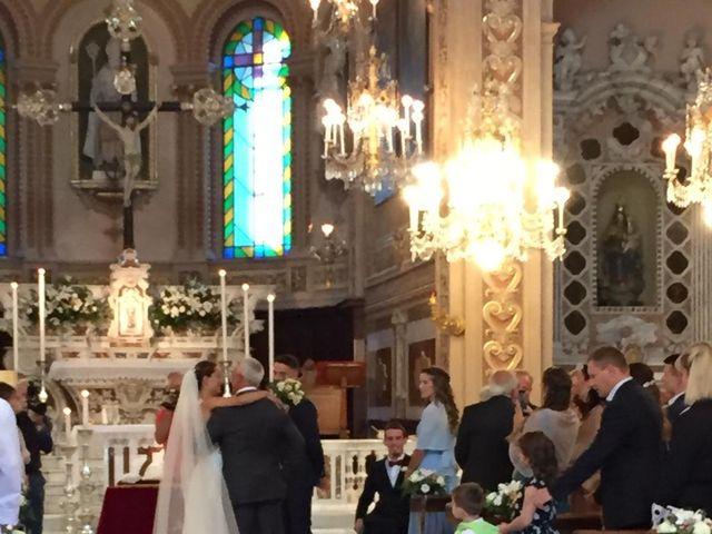 Il matrimonio di Erik e Federica a Uscio, Genova 2