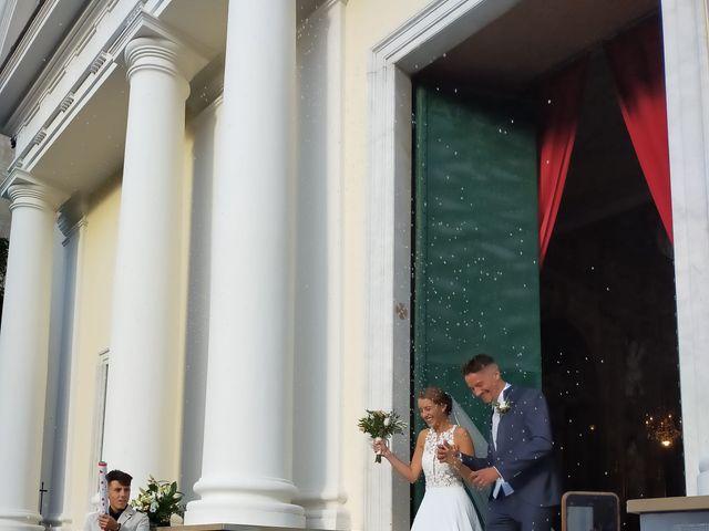 Il matrimonio di Erik e Federica a Uscio, Genova 3