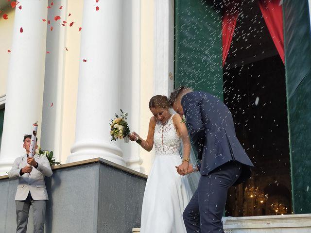 Il matrimonio di Erik e Federica a Uscio, Genova 4