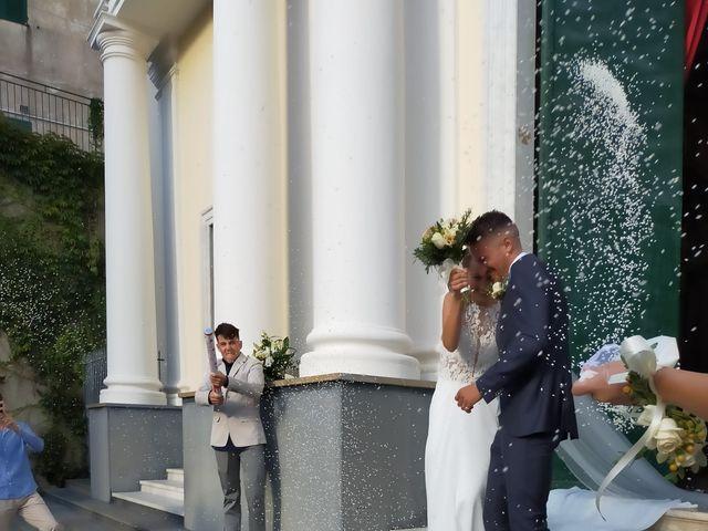 Il matrimonio di Erik e Federica a Uscio, Genova 6