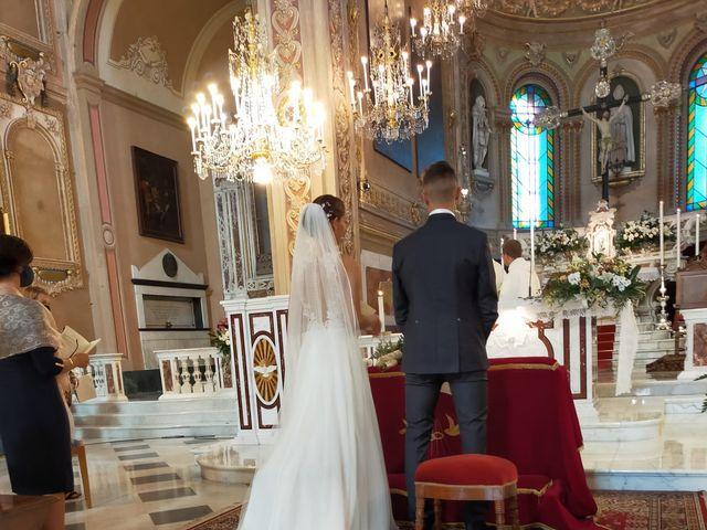 Il matrimonio di Erik e Federica a Uscio, Genova 9