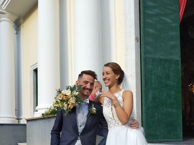 Il matrimonio di Erik e Federica a Uscio, Genova 11