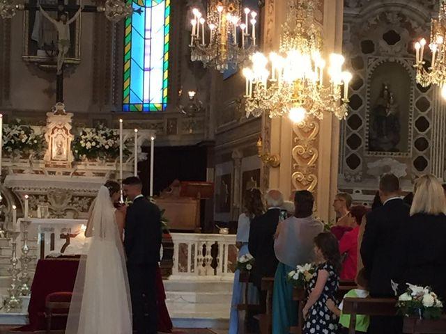 Il matrimonio di Erik e Federica a Uscio, Genova 12