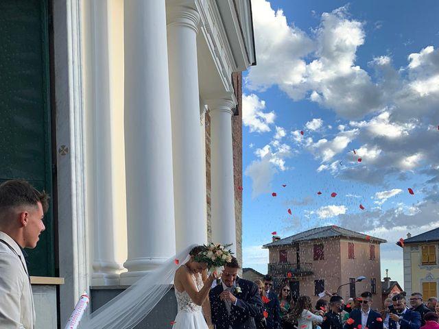 Il matrimonio di Erik e Federica a Uscio, Genova 13