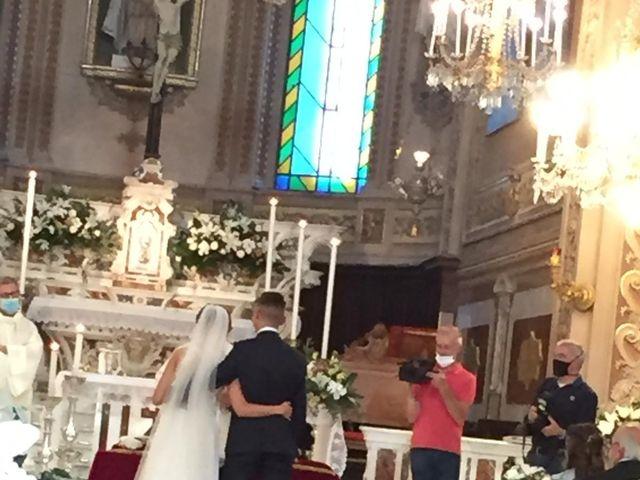 Il matrimonio di Erik e Federica a Uscio, Genova 15