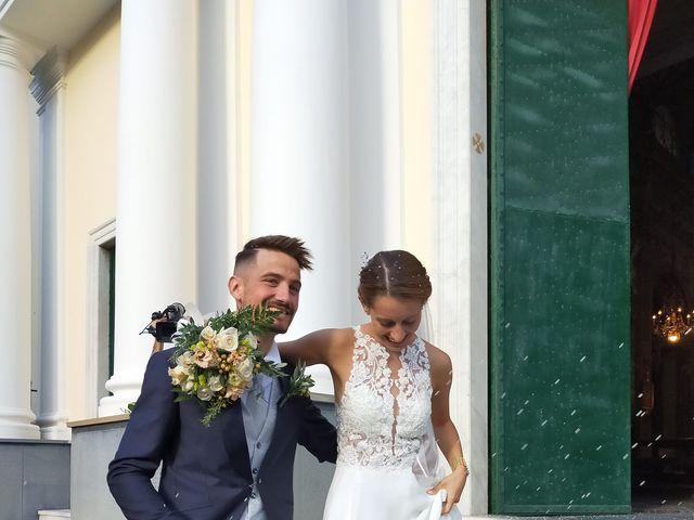 Il matrimonio di Erik e Federica a Uscio, Genova 16