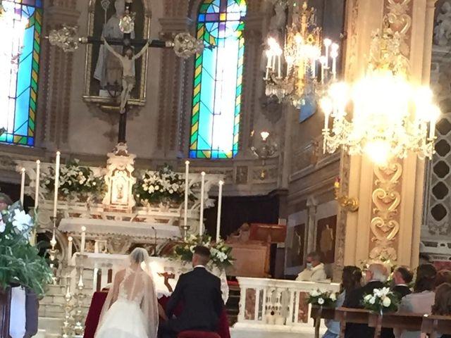 Il matrimonio di Erik e Federica a Uscio, Genova 17