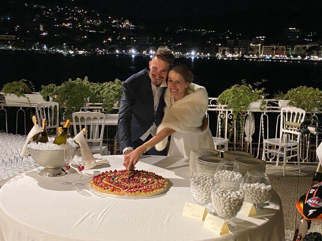 Le nozze di Federica e Erik