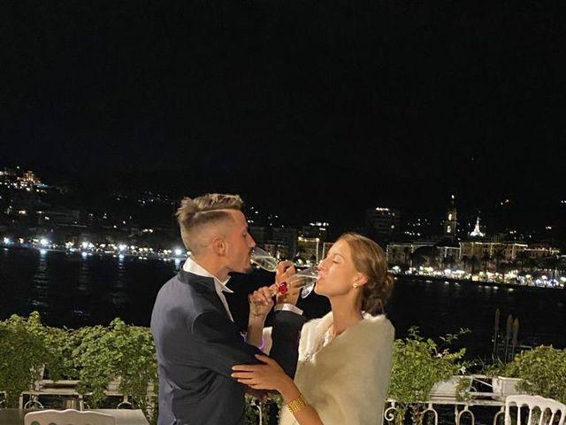 Il matrimonio di Erik e Federica a Uscio, Genova 18