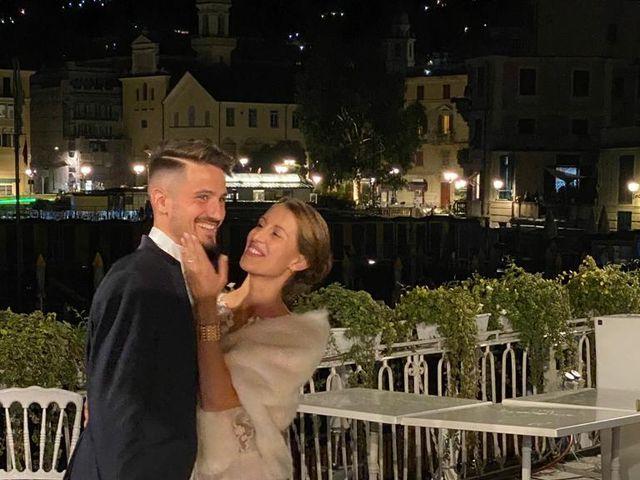 Il matrimonio di Erik e Federica a Uscio, Genova 20
