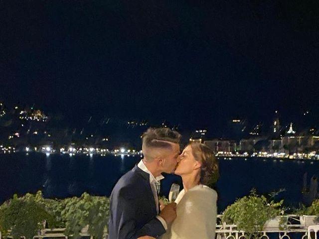 Il matrimonio di Erik e Federica a Uscio, Genova 24
