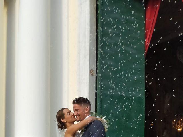 Il matrimonio di Erik e Federica a Uscio, Genova 28