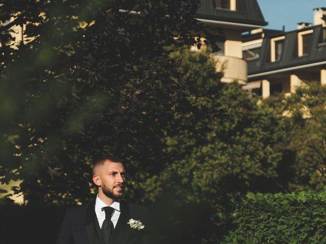 Il matrimonio di Alice e Fabio a Senago, Milano 14