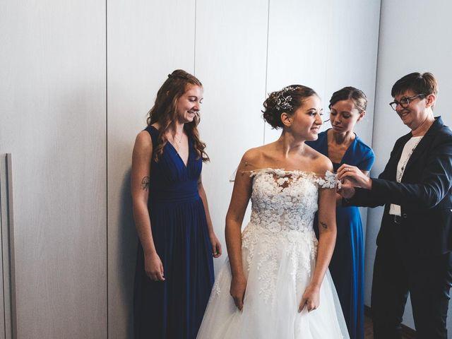 Il matrimonio di Alice e Fabio a Senago, Milano 28