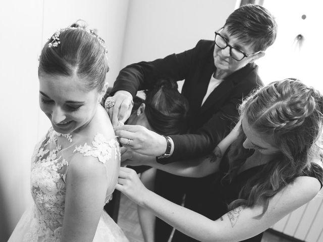 Il matrimonio di Alice e Fabio a Senago, Milano 29