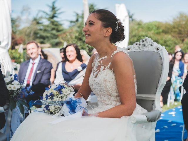 Il matrimonio di Alice e Fabio a Senago, Milano 83
