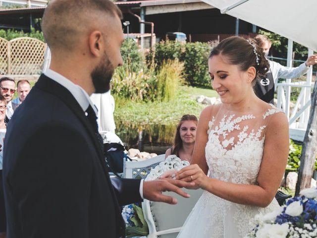 Il matrimonio di Alice e Fabio a Senago, Milano 95