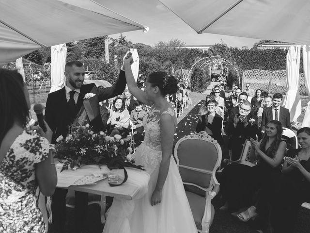 Il matrimonio di Alice e Fabio a Senago, Milano 96