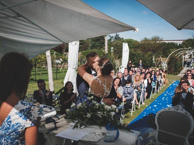 Il matrimonio di Alice e Fabio a Senago, Milano 97