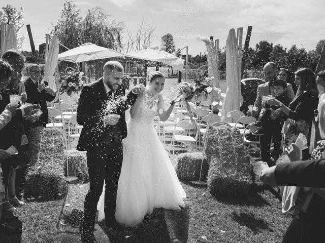 Il matrimonio di Alice e Fabio a Senago, Milano 104