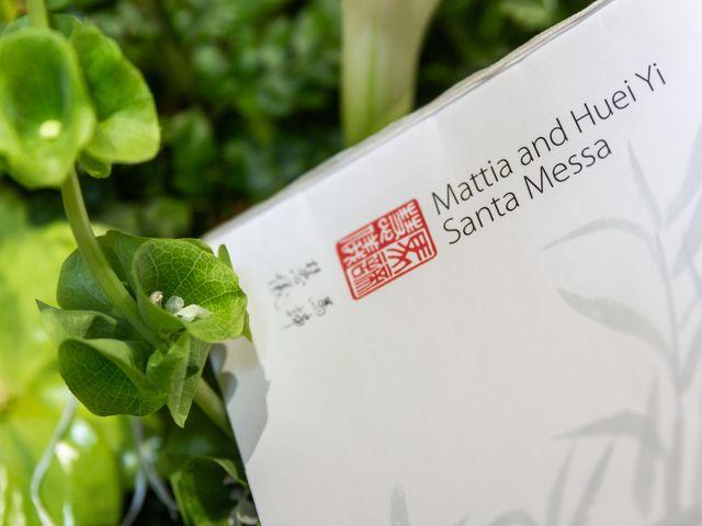 Il matrimonio di Huei-YI e Mattia a Genova, Genova 2