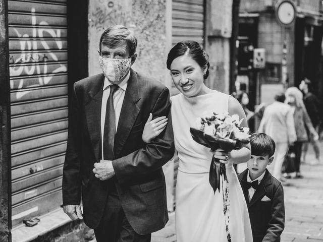 Il matrimonio di Huei-YI e Mattia a Genova, Genova 3