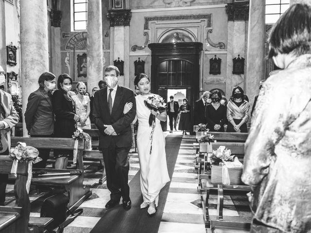 Il matrimonio di Huei-YI e Mattia a Genova, Genova 6