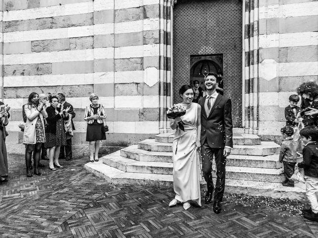 Il matrimonio di Huei-YI e Mattia a Genova, Genova 10