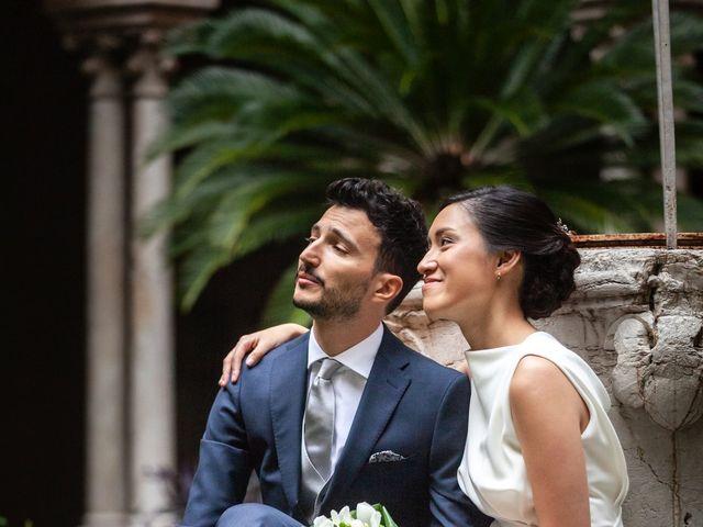 Il matrimonio di Huei-YI e Mattia a Genova, Genova 13