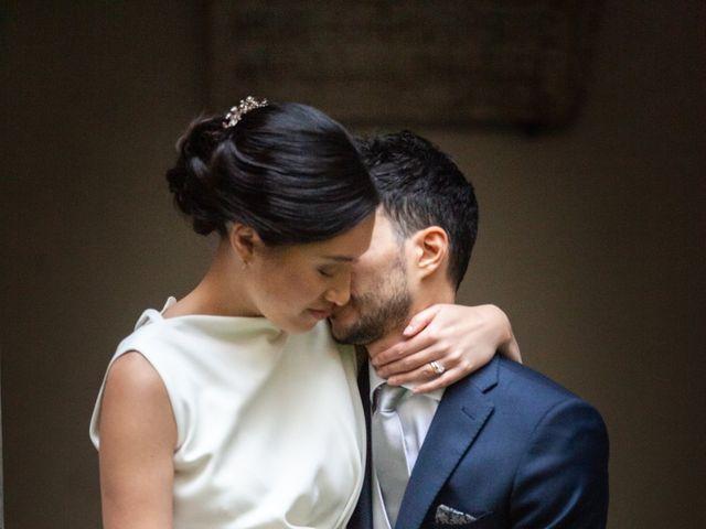 Il matrimonio di Huei-YI e Mattia a Genova, Genova 15