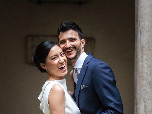 Il matrimonio di Huei-YI e Mattia a Genova, Genova 16