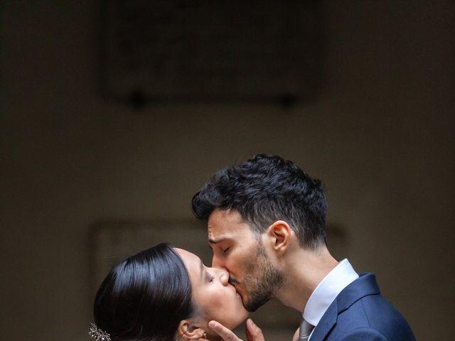 Il matrimonio di Huei-YI e Mattia a Genova, Genova 17